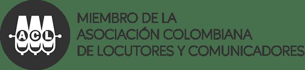Perfil Asociación Colombiana de Locutores - Hernán Jaimes